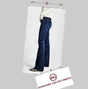 AG Adriano Goldschmeid Angel Bootcut Jeans sz 26R